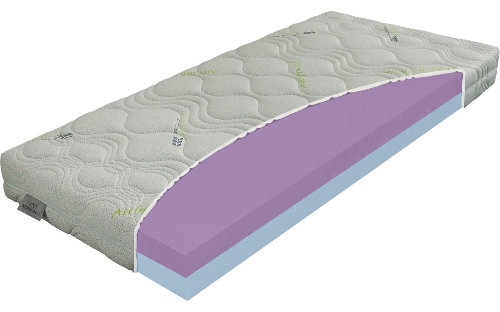 Materasso Body Shape Elite.Mattress Zdenek 20 Materasso